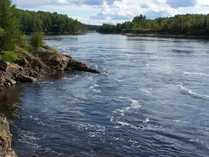 riviere gatineau a grand remous